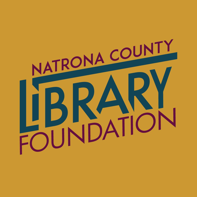 natrona county library foundation logo